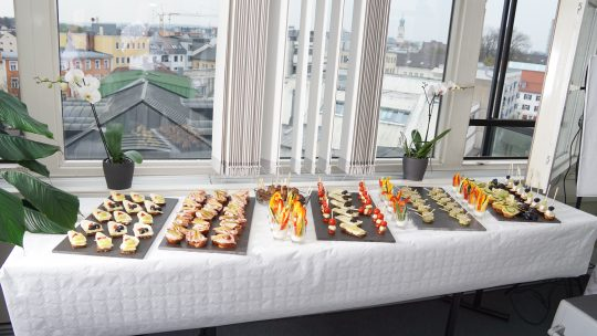 Buffet of the Kick-off